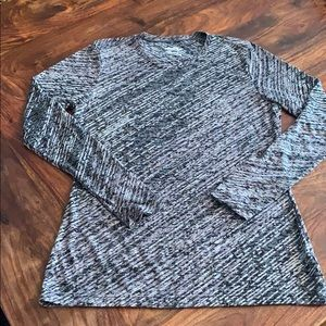 Saucony performance long sleeve tee shirt